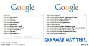 grammar matters